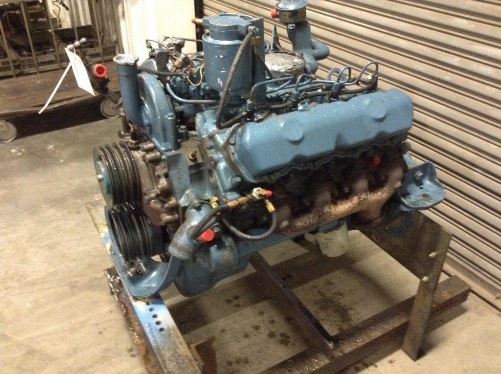 1985 International 6 9 Diesel Stock 24287282 Engine