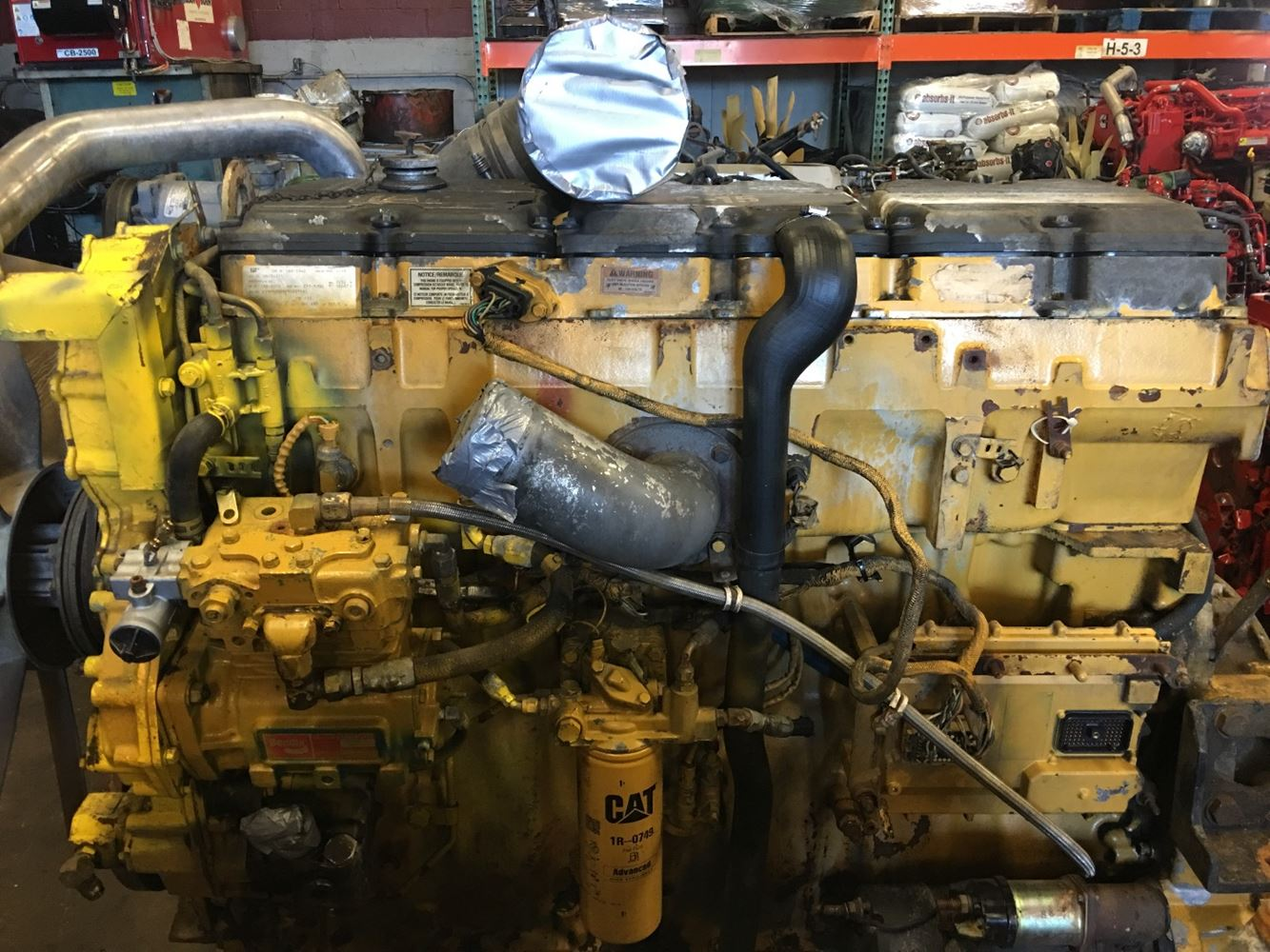 Cat C15 6nz Repair Manuals
