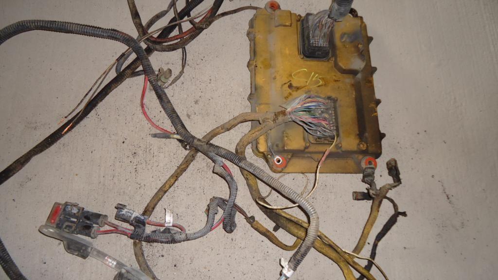 Caterpillar c stock wiring harnesses