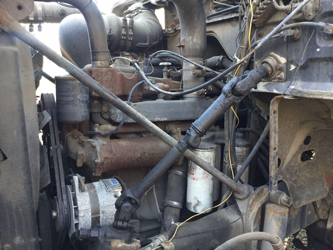 1984 Mack U Engine Assembly