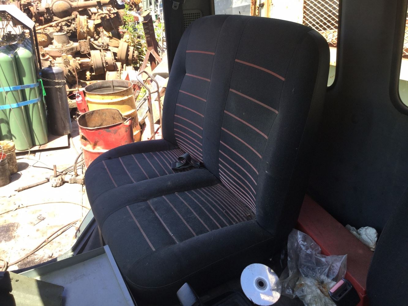 Ford 8000 Tractor Seat Parts : Used ford l seat for sale