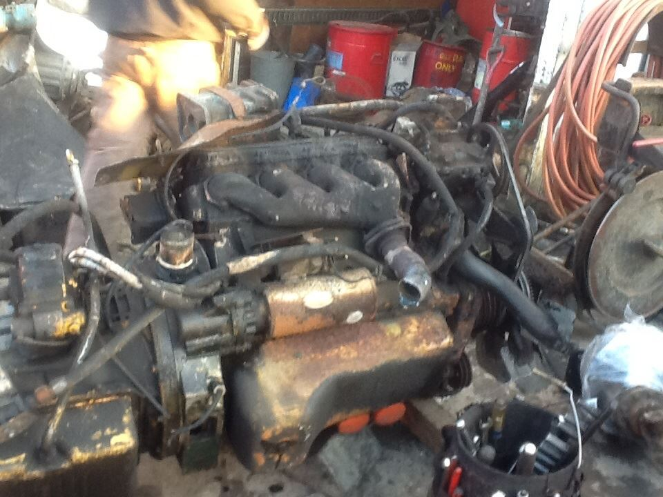 1984 Ford C8000 Engine Assembly
