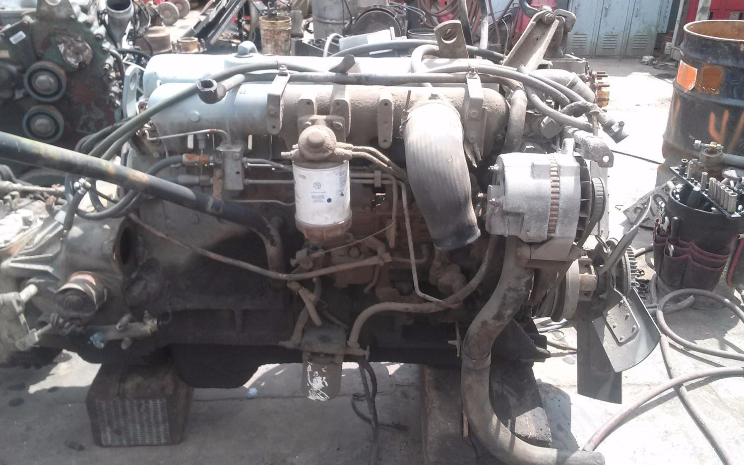 1992 Ford CF8000 Engine Assembly