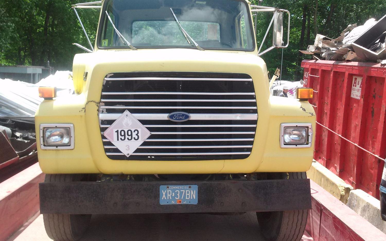 1998 Ford LN8000 Hood