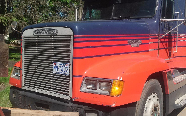 Freightliner Fld120 Hood : Freightliner hoods for sale