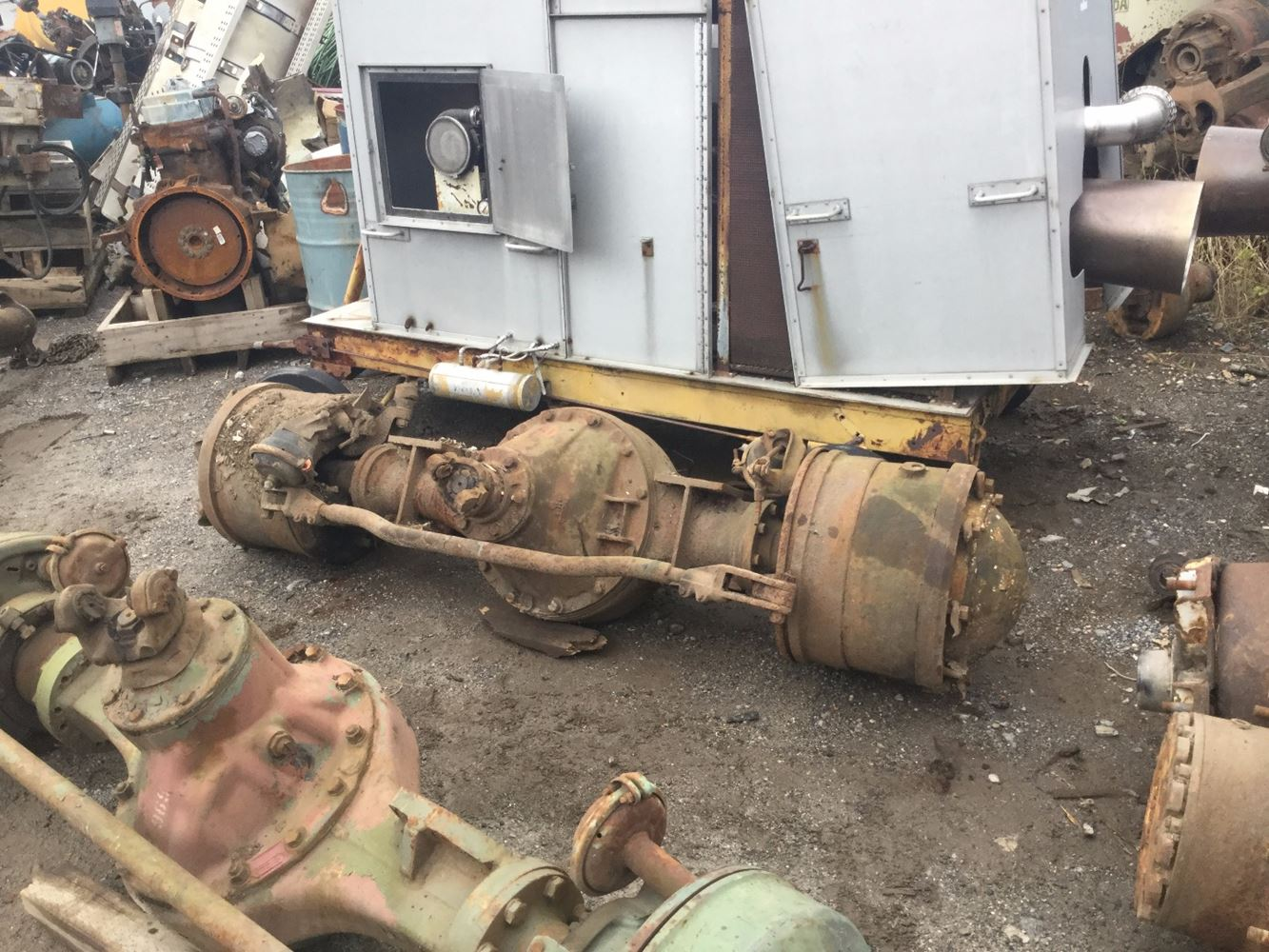 Howe Coleman Other Front Axle