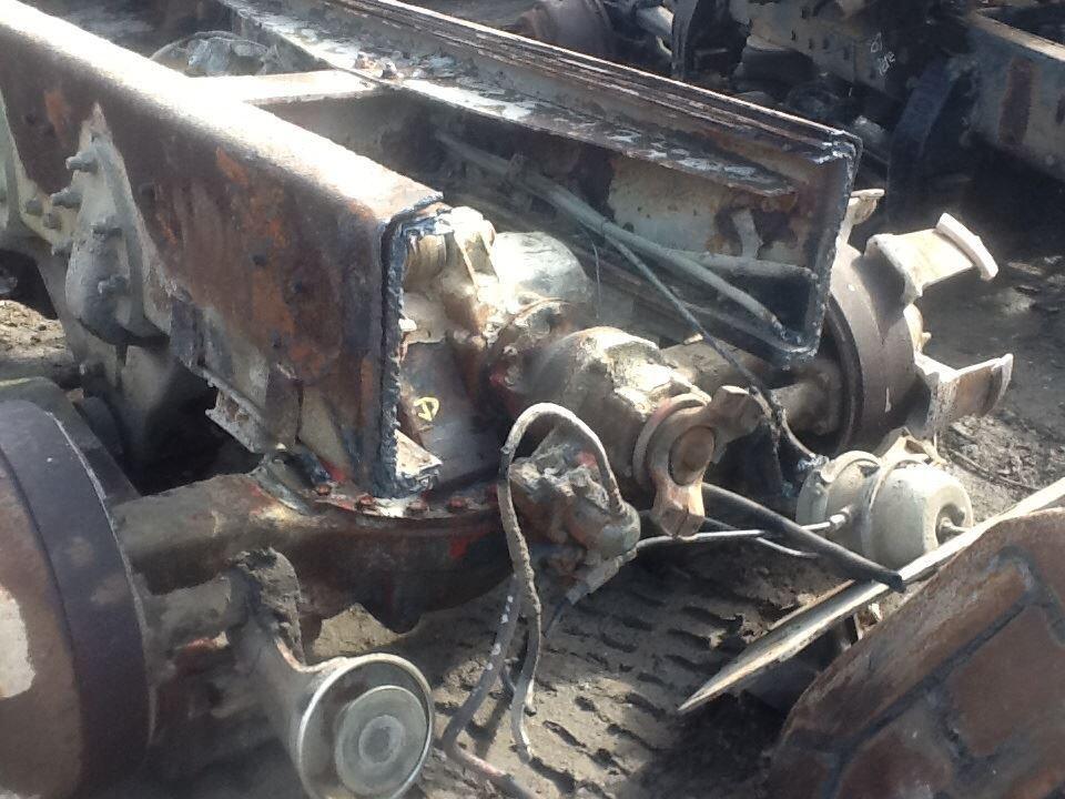 Mack Trunnion Parts Autos Post