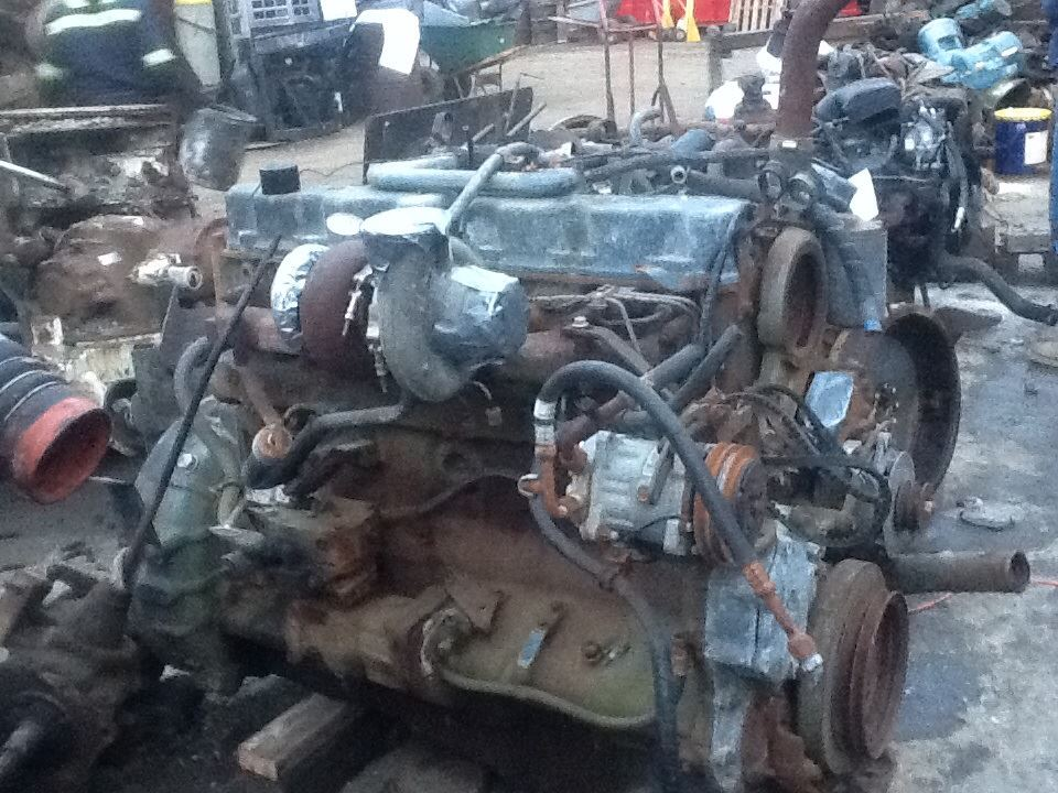 Mack CL600 SERIES Engine Assembly