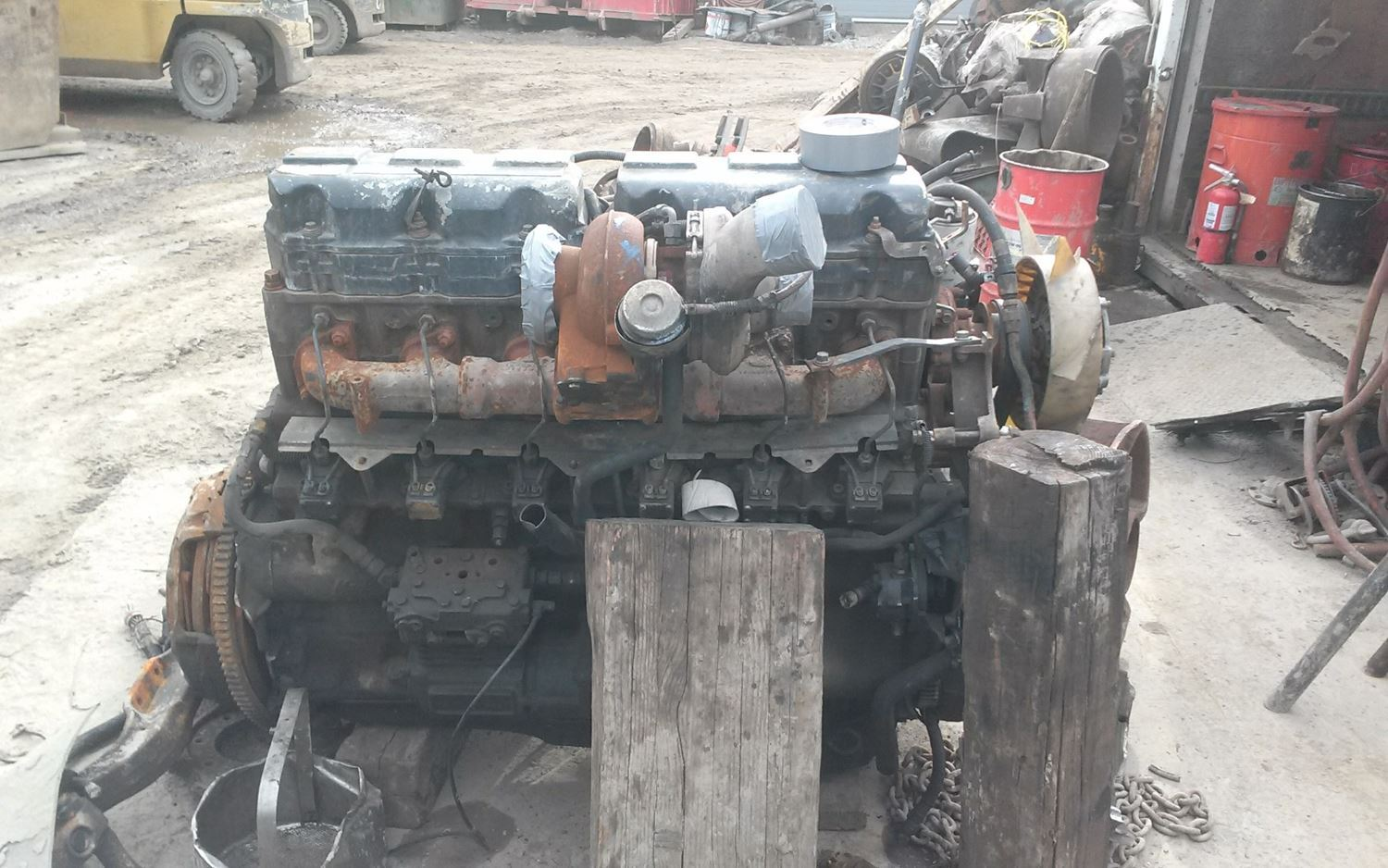 Mack engine for sale 2003 mack cl713 engine assembly fandeluxe Choice Image