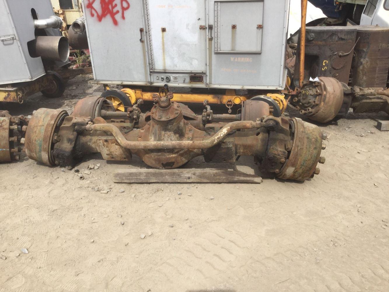 Meritor Drive Axle Parts : Meritor rockwell fds stock fda front drive