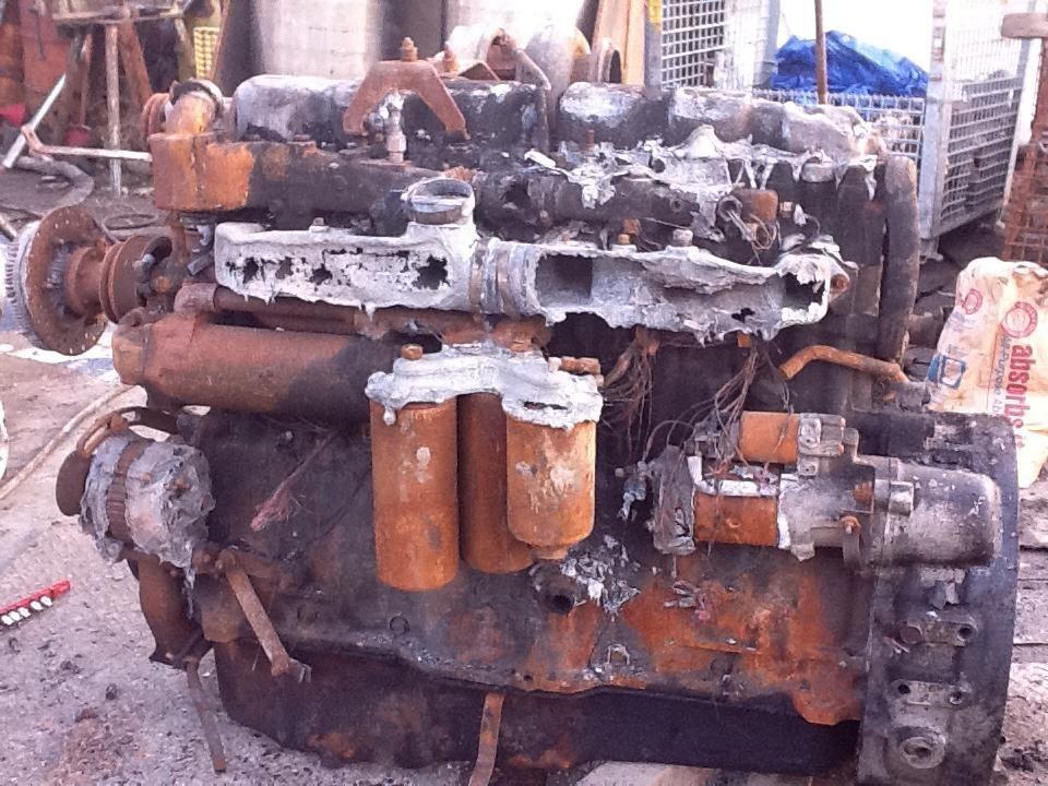 1999 Mack E TECH 98-00 Engine Assembly