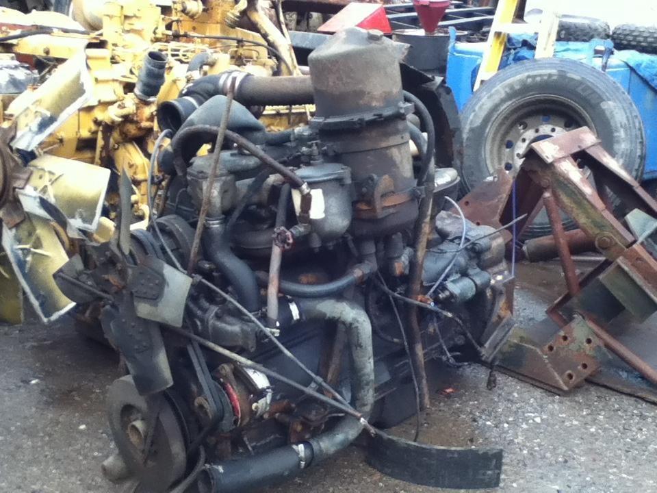 Mack 675 Engine Assembly