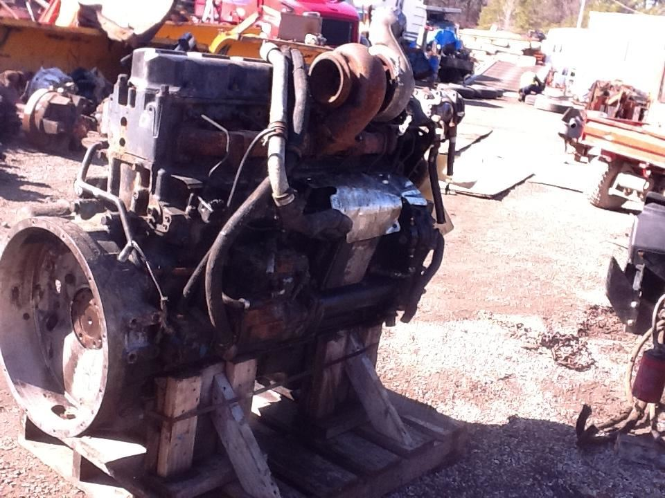 Mack E TECH Engine Assembly