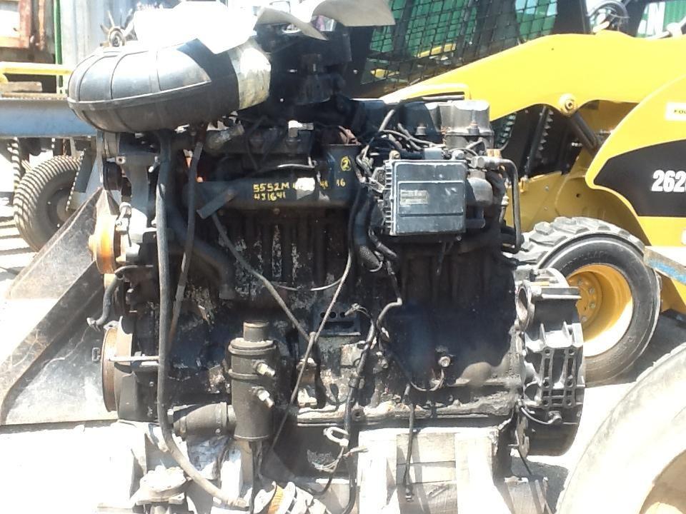 Mack ETECH Engine Assembly
