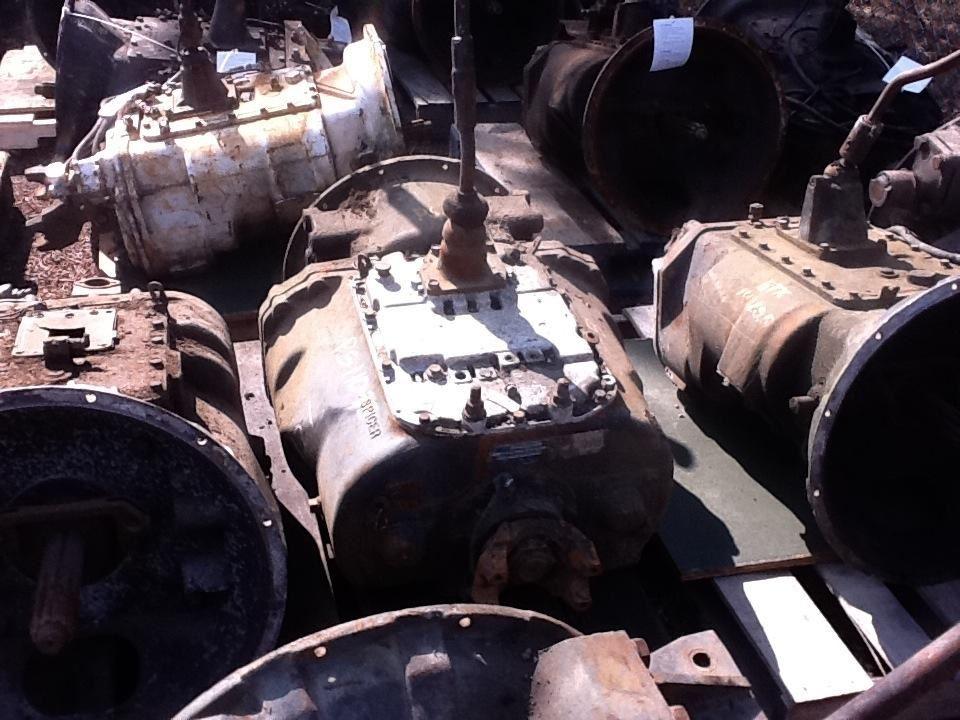 Spicer/TTC PS110-7B Transmission Assembly