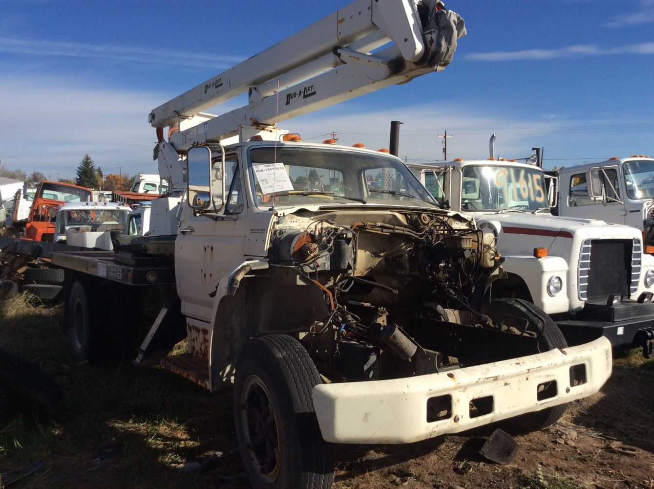 1985 ford f600