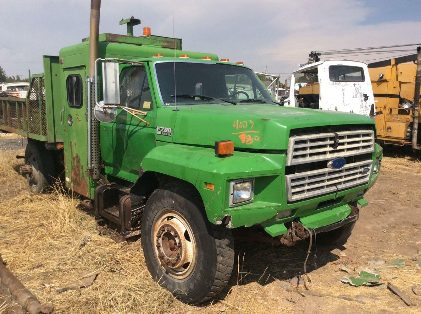 Deals on wheels used trucks