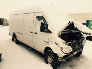 Mercedes SPRINTER - Salvage 122115