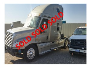 Freightliner Cascadia - Complete 2009 CASCADIA BA3276
