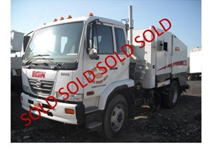 UD/Nissan Other - Complete 2009 NISSAN UD SWEEPER