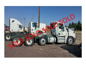 Freightliner Cascadia - Complete 2013 CASCADIA DAY CAB