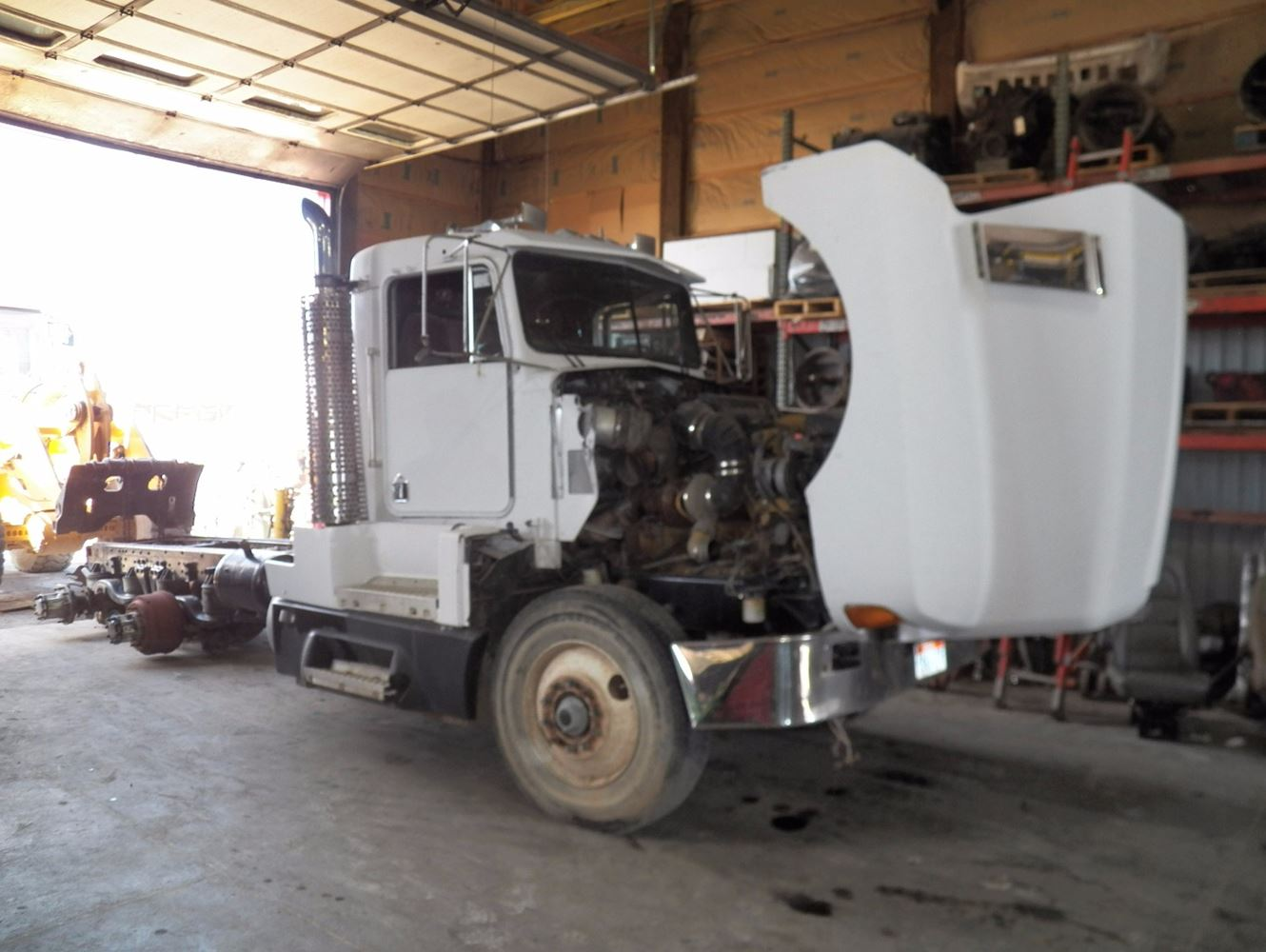 12 July 2016 Image Subject To Change Truck Year 1988