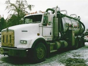 Kenworth T800 - Salvage 2708-KW