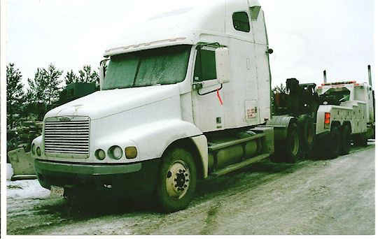 2009 Freightliner COLUMBIA TPI