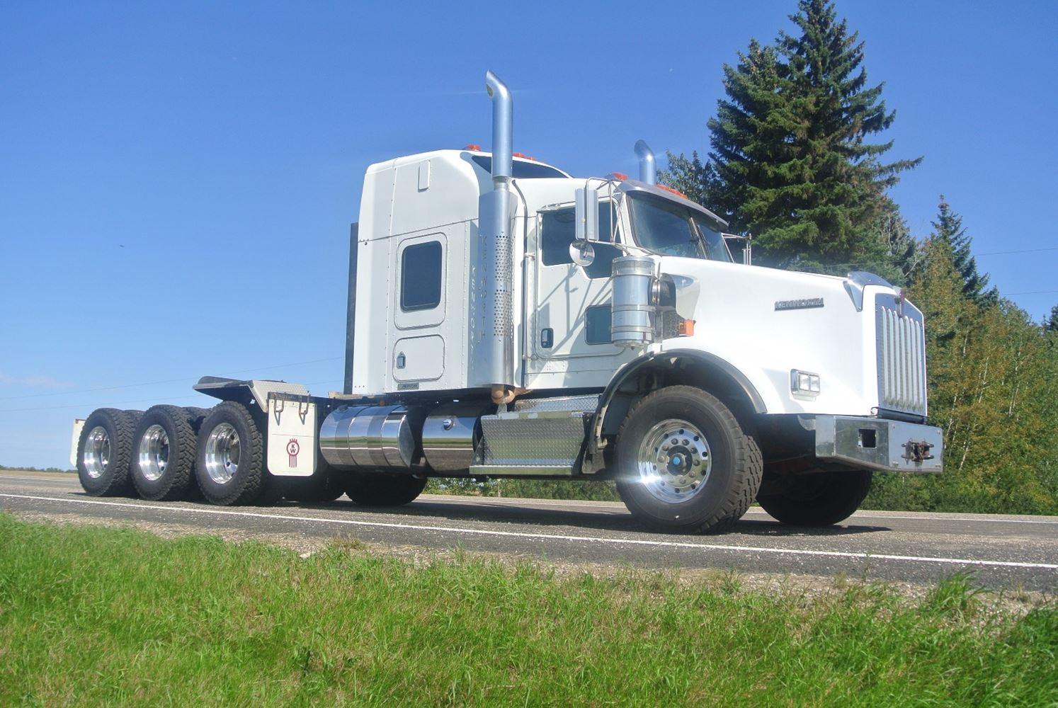 100 Kenworth T800 Truck Kenworth T800 1 6 X New