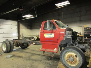 Ford F700 - Salvage SV-21
