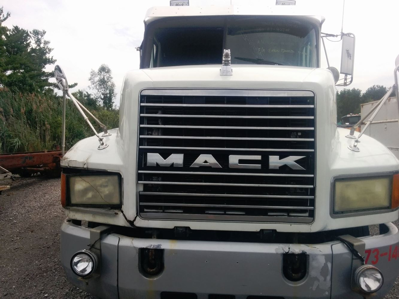 Mack Ch613 1999 Dash - Reading industrial wiring diagrams on