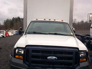 Ford F550 - Salvage FD-0386