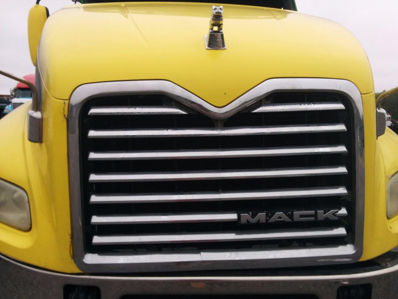 2008 Mack CXU613   TPI Mack Cxn Wiring Harness on