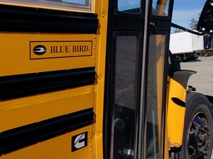 Blue Bird Bluebird School Bus - Salvage BB-0421