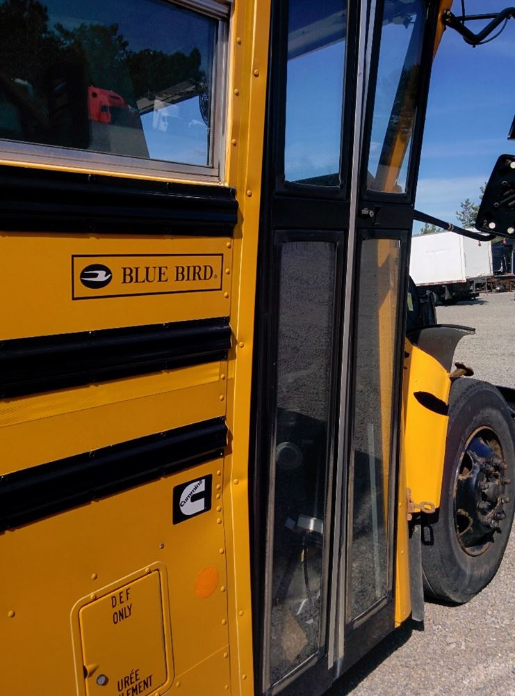 2014 Blue Bird Bluebird School Bus
