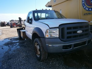 Ford F550 - Salvage 5EC89008