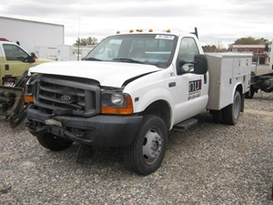 Ford F450 - Salvage 601