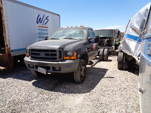 Ford F450 - Salvage 624