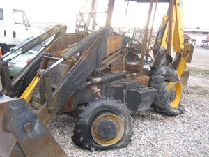 JCB 3CX - Salvage 602