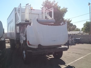 Ford F750 - Salvage SV-849