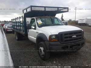 Ford F550 - Complete SV-833