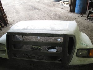 Ford F750 - Salvage H263