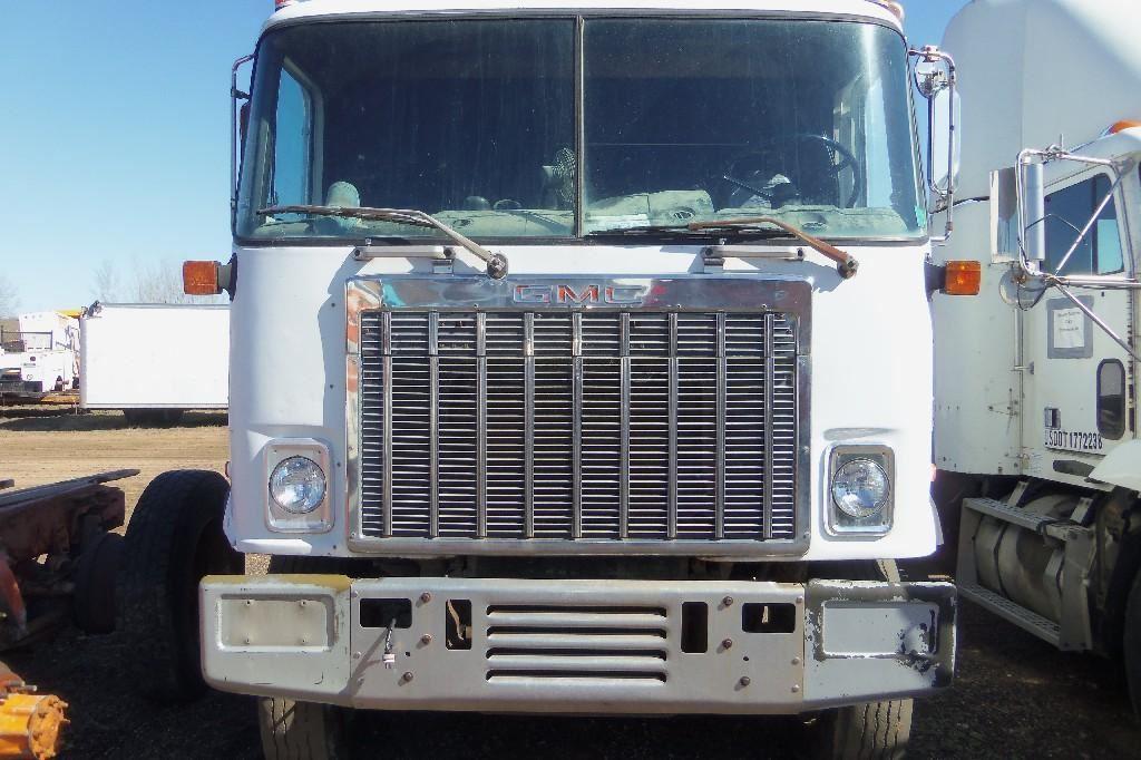 1981 Gmc Astro Stock 37415 Bumpers Tpi