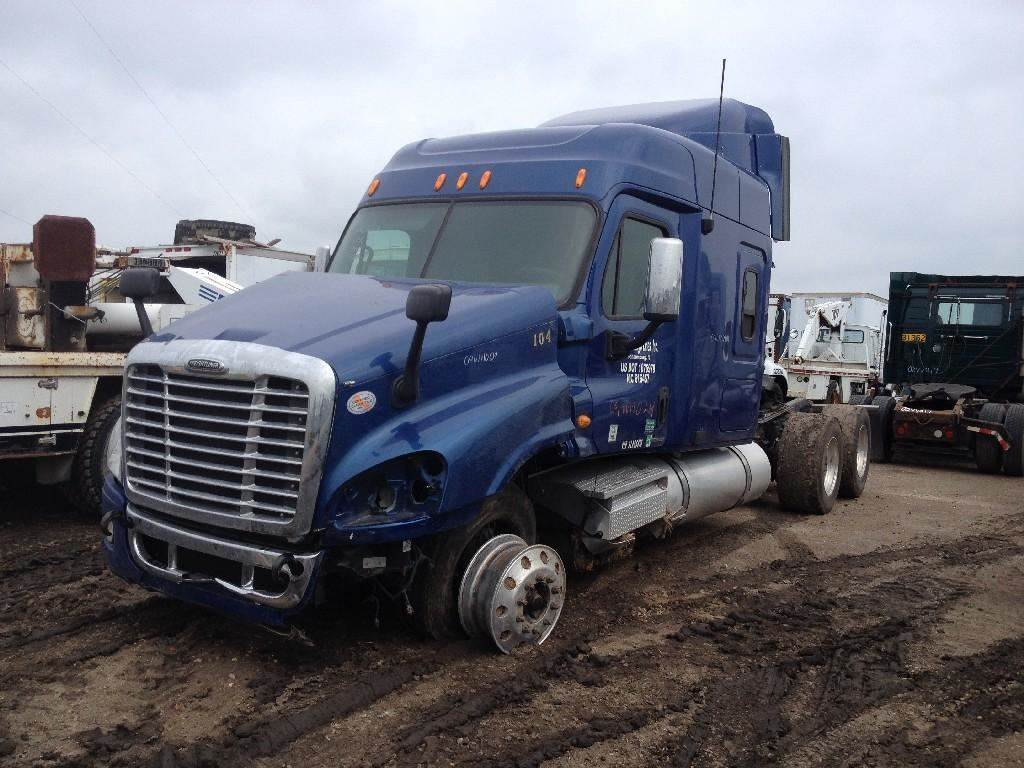 2009 Freightliner Cascadia Stock 24461349 Interior Mic Parts Tpi