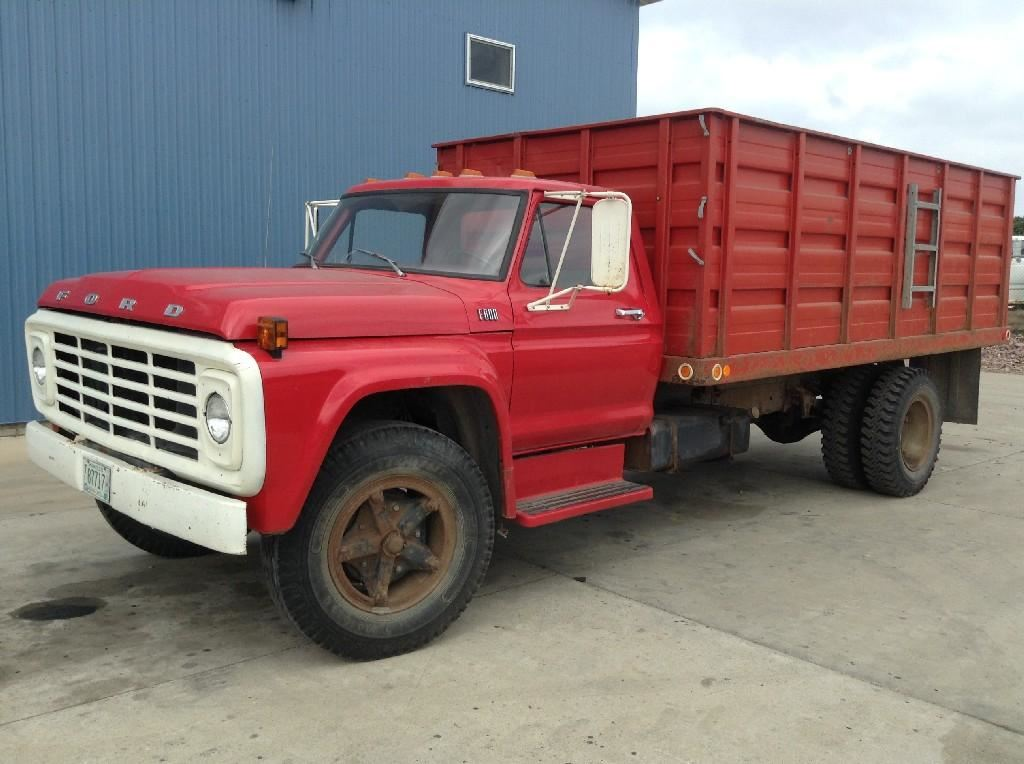 1979 Ford F600 Stock 24350622 Cabs Tpi