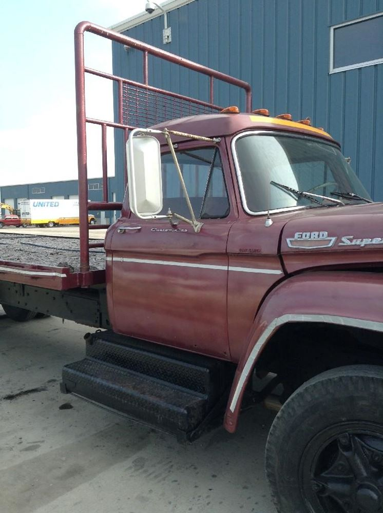 1967 Ford F800  Stock  24342099