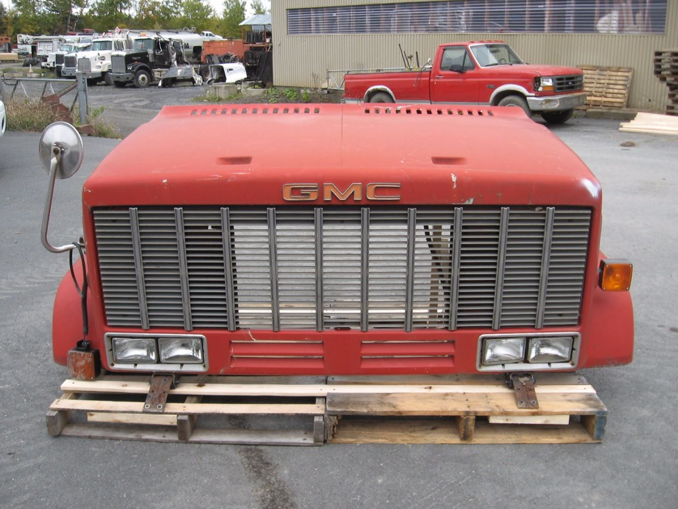 1982 GMC Topkick (Stock #40040H) | Hoods | TPI