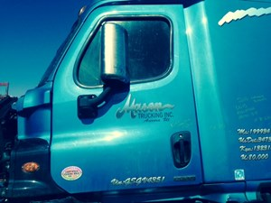 Freightliner Cascadia Evolution Side View Mirror Parts | TPI