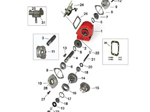 Other Other PTOs GgvqbhjFQmbs_b pto parts holst truck parts chelsea pto wiring diagram at creativeand.co