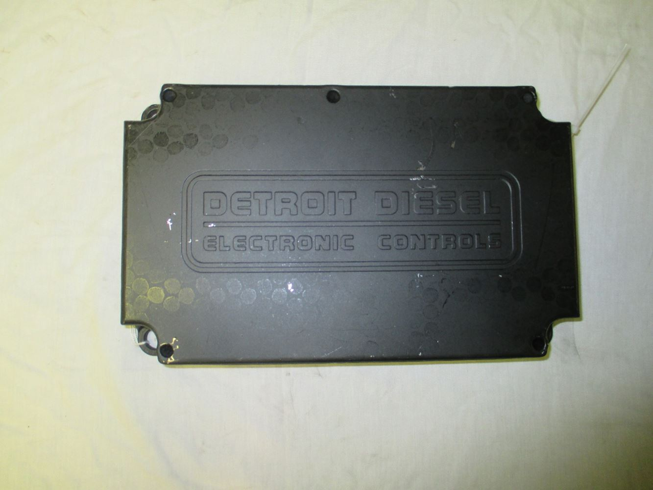 Detroit Series 60 Ecm Wiring